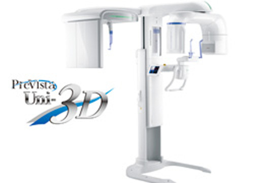 Dental CT Scanner